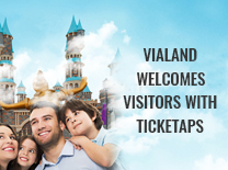 Vialand Welcomes Visitors With Ticketaps