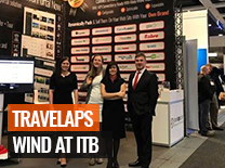 Travelaps Wind at ITB
