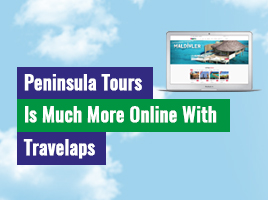 Peninsula Tours is much more online with Travelaps